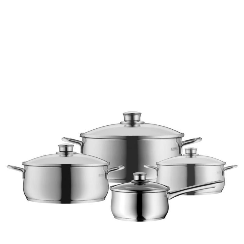 Wmf Diadem Plus4 Pc Cookware Set Singapore