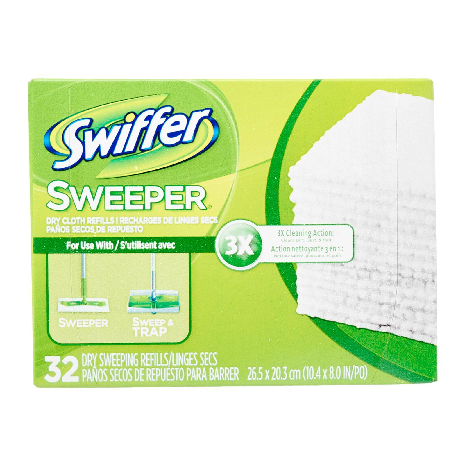 Swiffer Sweeper Dry Sweeping Cloth Refill - Unscented