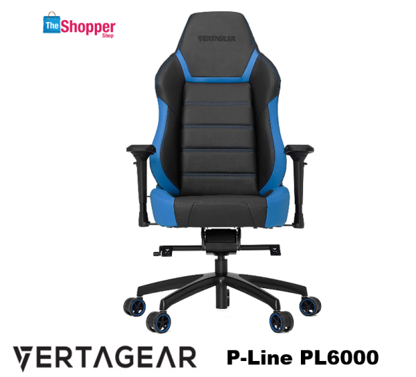 Vertagear Racing Series P-Line PL6000 Gaming Chair Black/White Edition