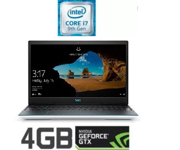 Dell G3 3590 Gaming Laptop 15.6 Gaming Laptop  Intel Core i7 9750H - 16GB Memory - NVIDIA GeForce GTX 1650 - 256GB SSD (OS Installed) 1TB HDD extra storage Windows 10/Brand new Gaming laptop with 1 Year Dell Onsite Warranty
