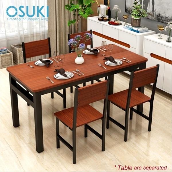 OSUKI Dining Chair 4pcs AD75