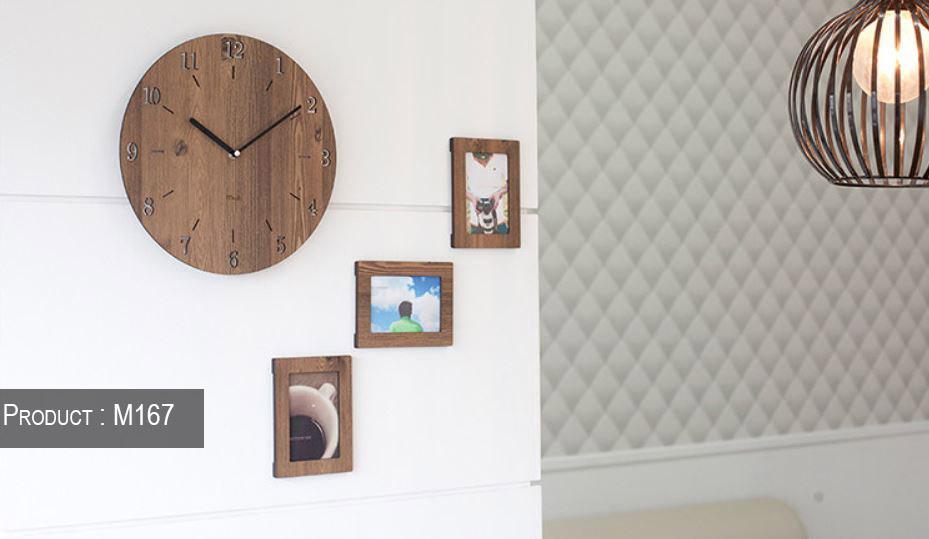 ★KOREAN Modern Designer Wall Clock/DIY/Wall Decoration/Wallpaper/Floor Sheet/Digital/Silent/Instock