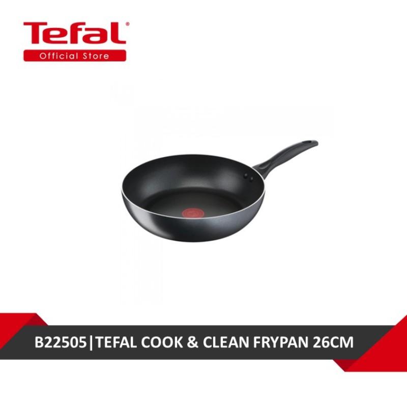 Tefal Cook & Clean Frypan 26cm B22505 Singapore