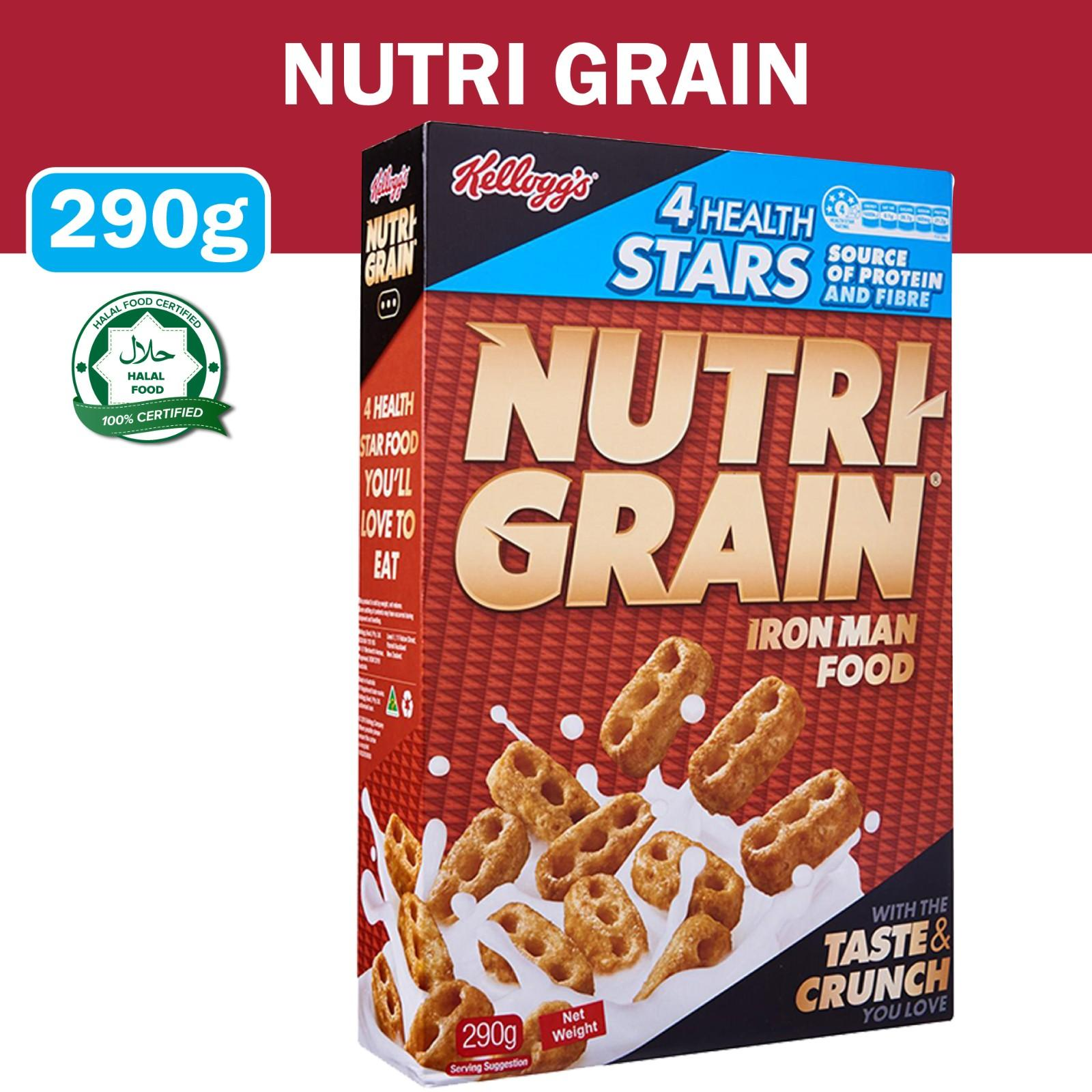 Kellogg's Nutri-Grain Cereal Bar - Original