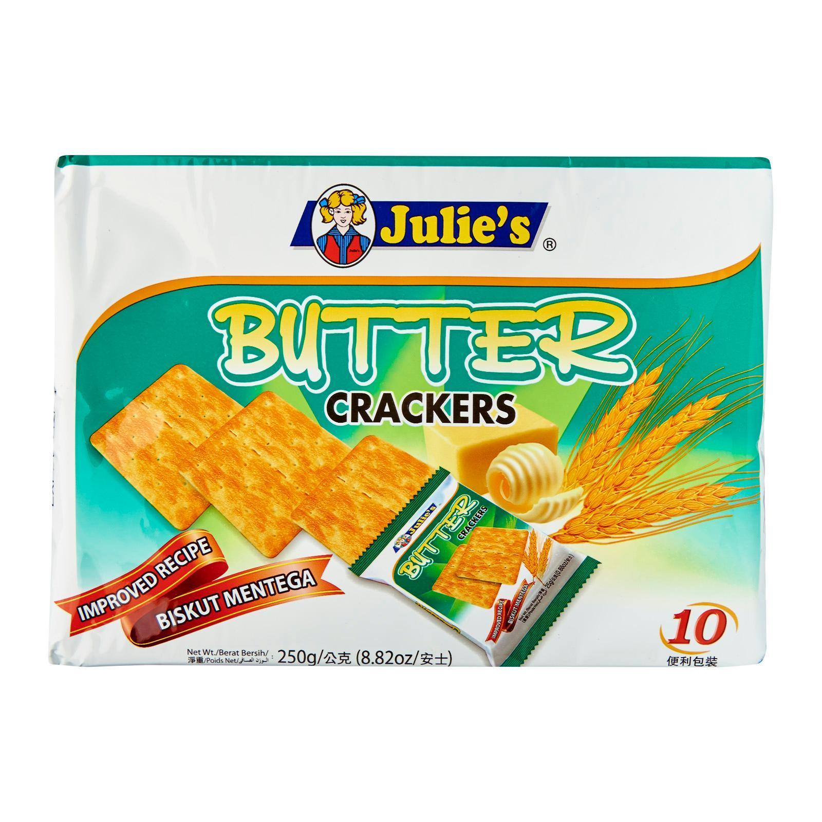 Julies Butter Cracker By Redmart.