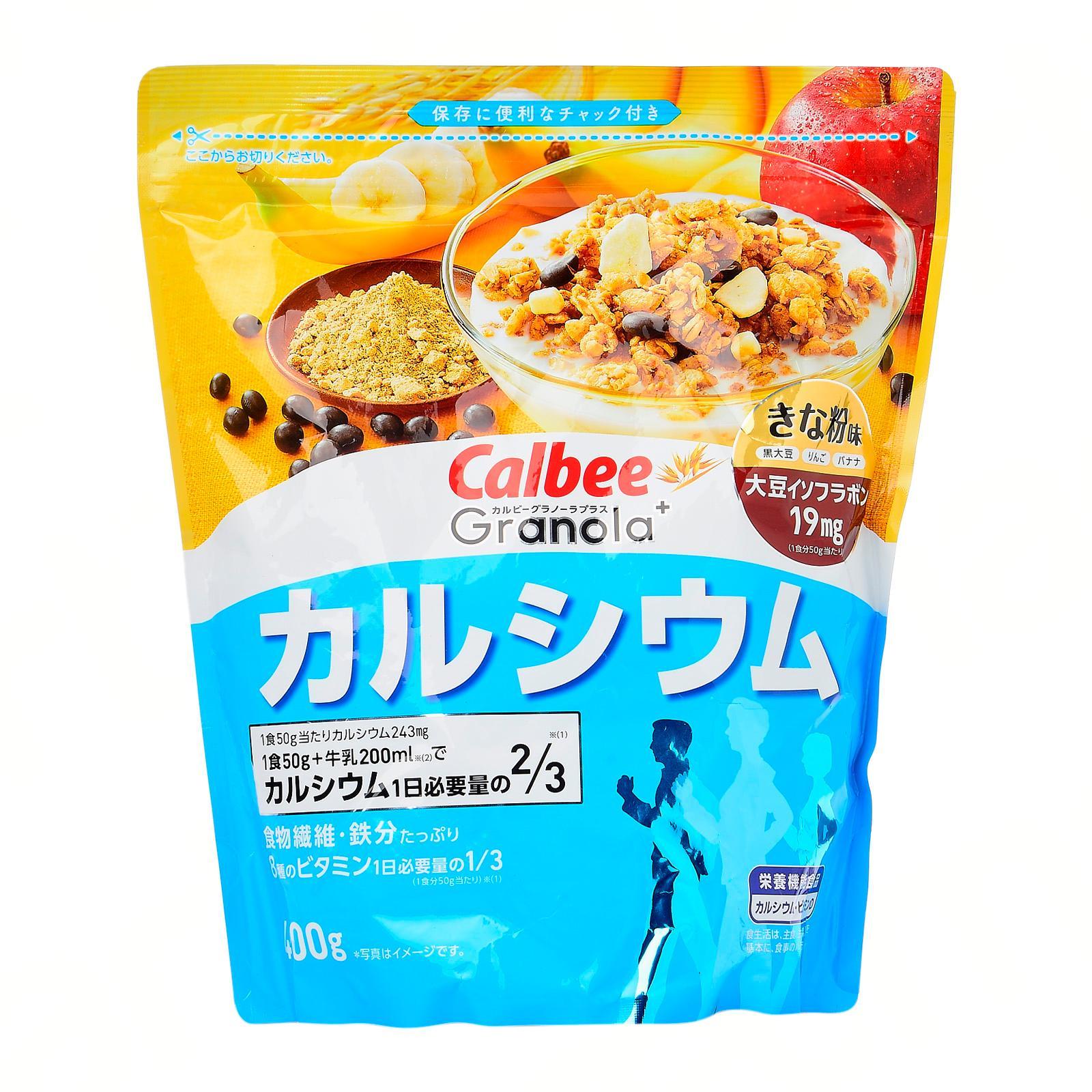 Calbee Plus Calcium Granola
