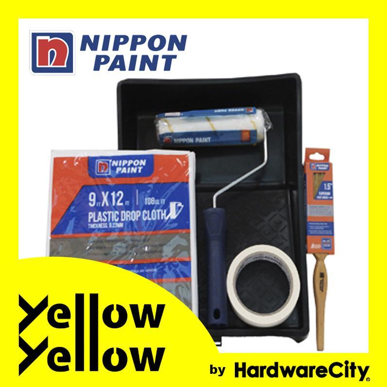 Nippon Paint DIY Painting Tools Set (6in/7in)