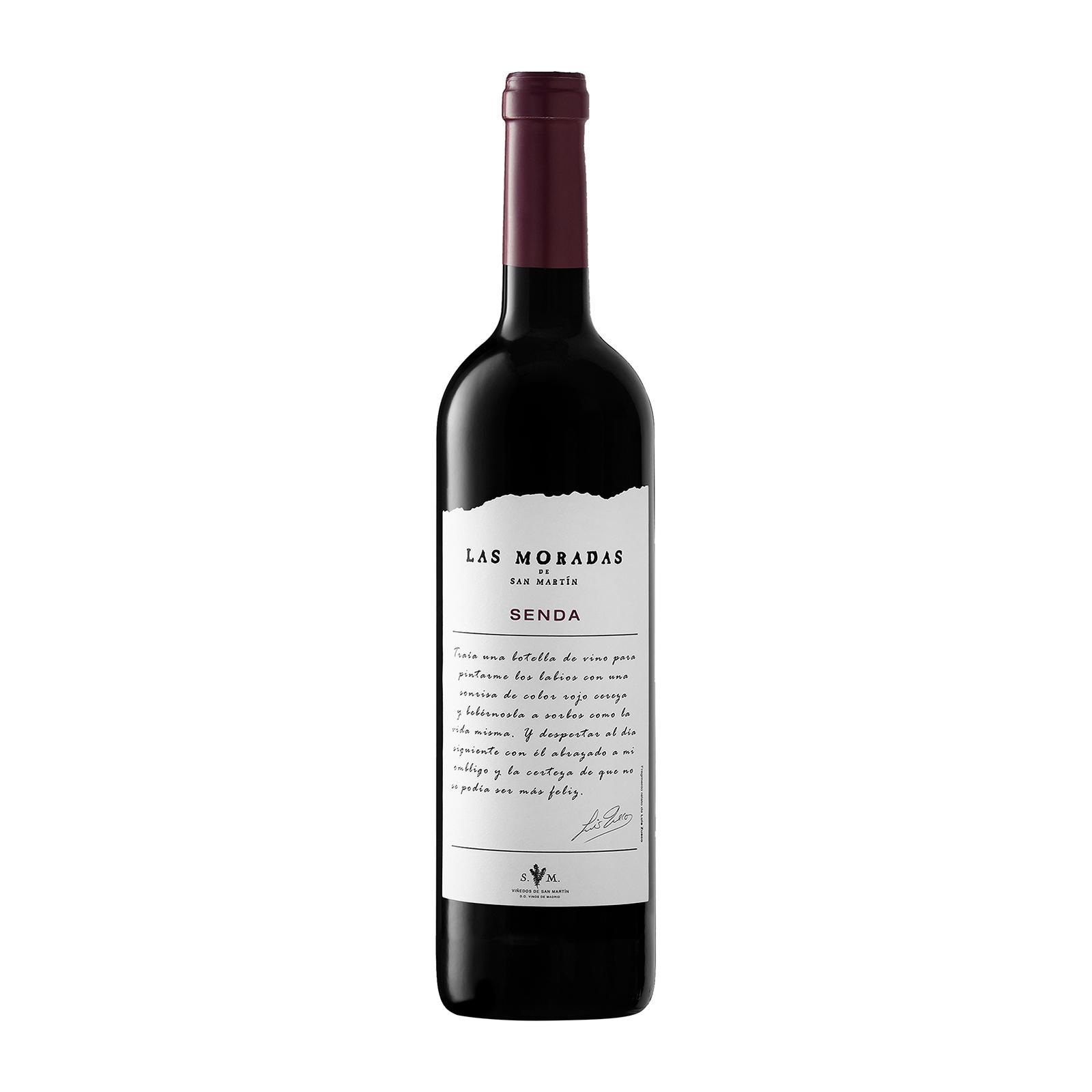 Las Moradas La Senda 2016 Spanish Wine - By TANINOS