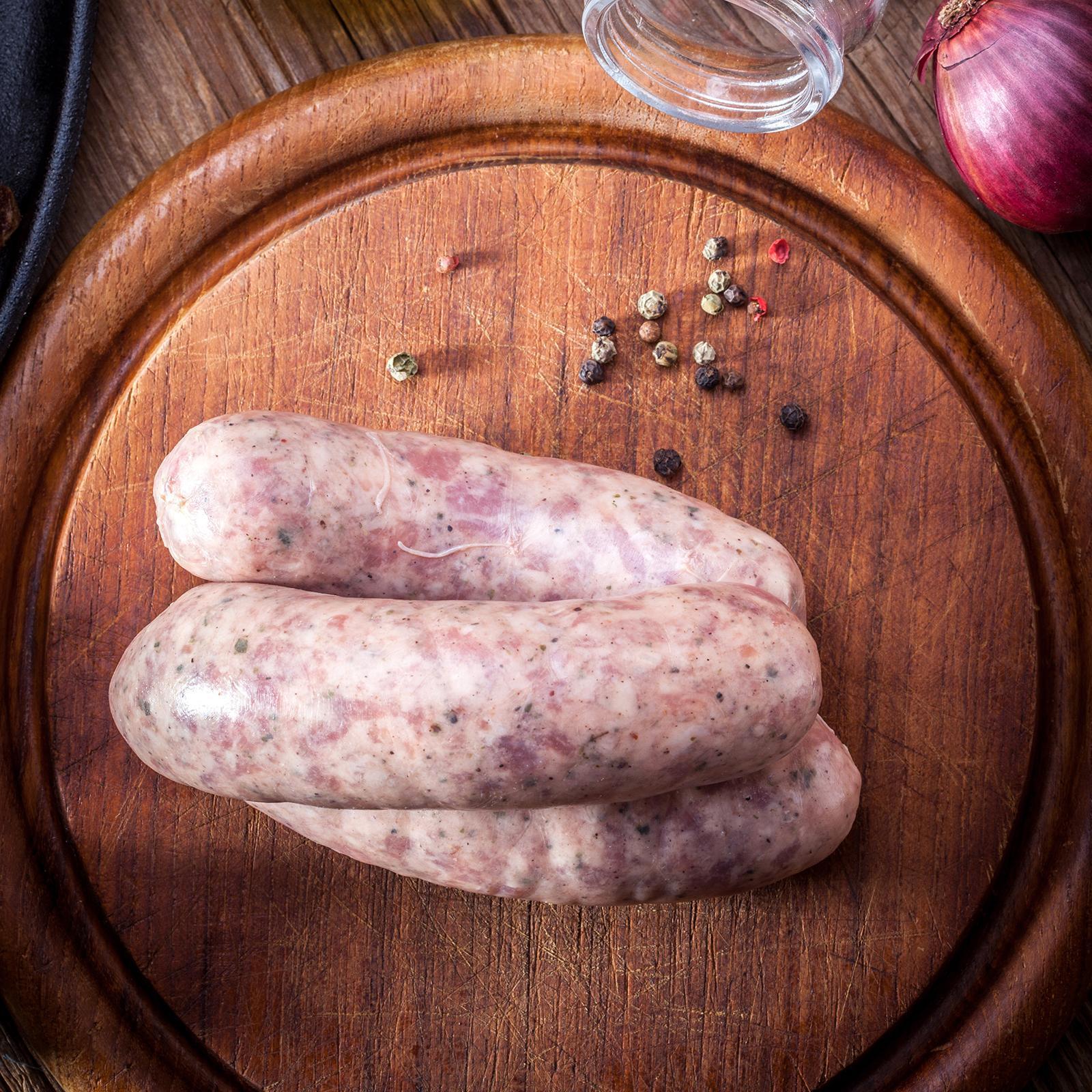 Sidecar Australian BBQ Sausages - Frozen