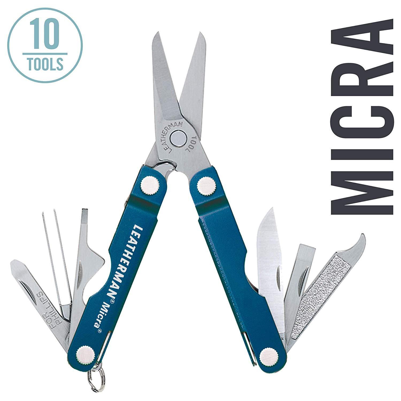 Leatherman Micra Keychain Multitool
