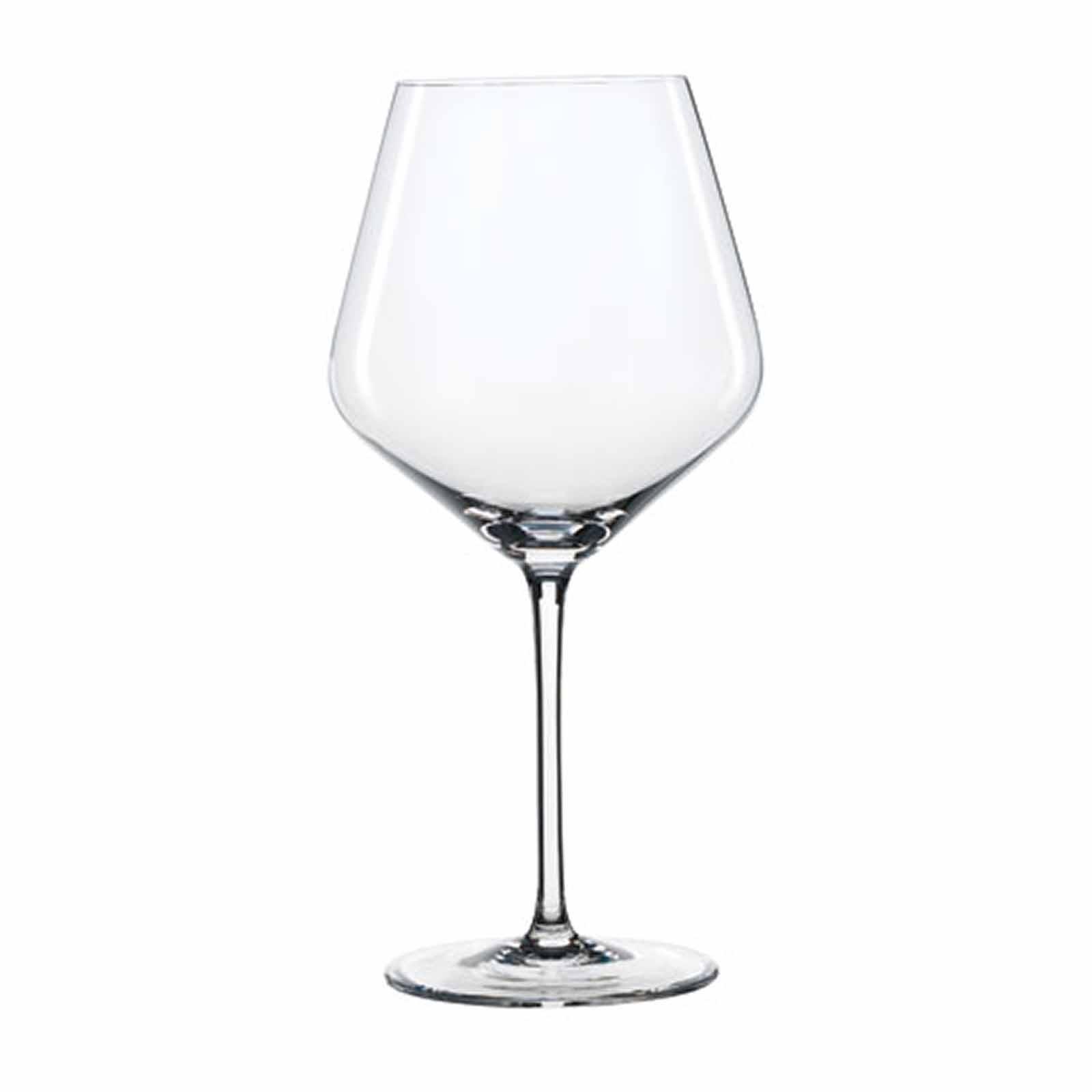 Spiegelau Set Of 4 640Ml Burgundy Glass 10.7Xh22.5Cm-Style - By ToTT