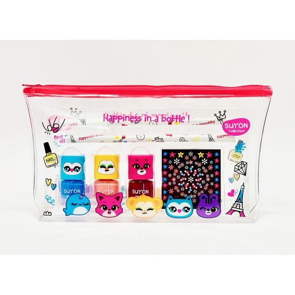 Buy Suyon Lovely Non Toxic Professional Nail Polish Gift Set Singapore