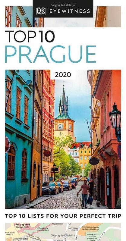 Top 10 Prague (Pocket Travel Guide) by DK