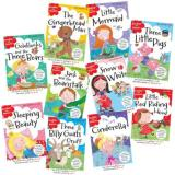 List Price 10 Phonics Classic Fairy Tale Collection With Cd X 2 Units Oem