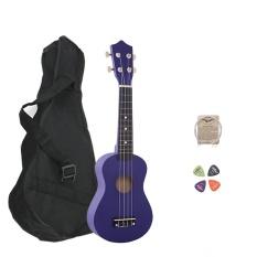 Review 21 Inch Wood Concert Ukulele With Free Bag Spare String Ukulele Pick Intl Oem