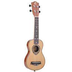 21 Soprano Spruce 42Mm Ukelele Gift Slim Design Sale