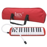 Cheapest 32 Piano Keys Melodica Musical Education Instrument For Beginner Kids Children Gift With Carrying Bag Red Intl