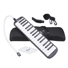 Buy 32 Piano Keys Melodica Musical Education Instrument For Beginner Kids Children Gift With Carrying Bag Black Intl On China