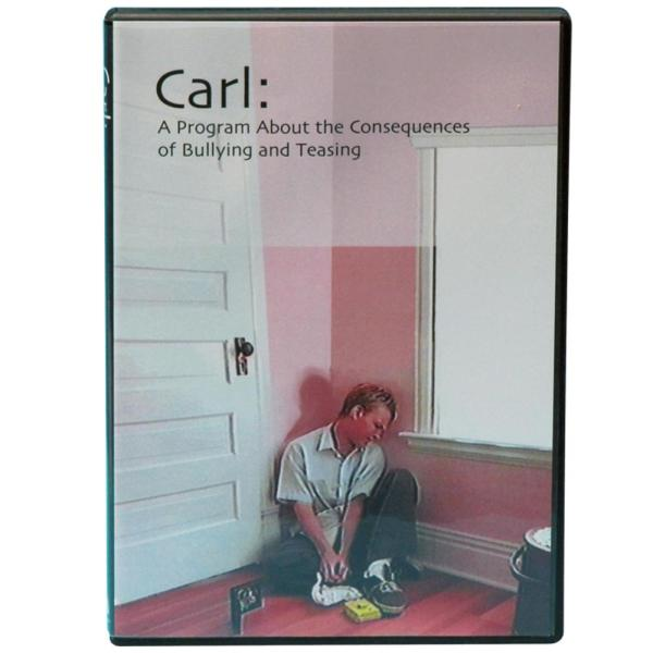 350002 CARL: A Program About the Consequences of Bullying and Teasing DVD