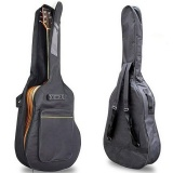Great Deal 40 41 Acoustic Guitar Double Straps Padded Guitar Soft Case Gig Bag Backpack Intl