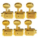 Wholesale 6R M 7034Gd Vintage Style Tuning Keys For Mexican Reissues Gold For Fender Intl