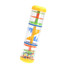 8 Rainmaker Rain Stick Musical Toy For Toddler Kids Games Ktv Party (multicolor) By Tomtop.