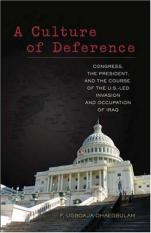 A Culture of Deference (Author: F. Ugboaja Ohaegbulam, ISBN: 9780820495446)