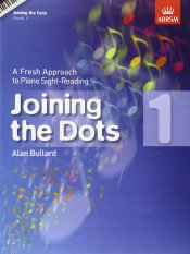 ABRSM Joining the Dots Book 1 (Piano): A Fresh Approach to Piano Sight-Reading - Piano Book - Music Book - Absolute Piano - The Music Works Store MB1