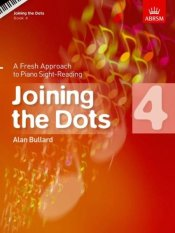 ABRSM Joining the Dots Book 4 (Piano): A Fresh Approach to Piano Sight-Reading - Piano Sight Reading Book - Music Book - Absolute Piano - The Music Works Store MB1