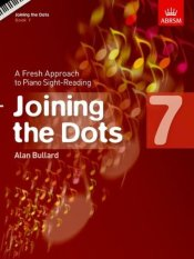 ABRSM Joining the Dots Book 7 (Piano): A Fresh Approach to Piano Sight-Reading - Piano Sight Reading Book - Music Book - Absolute Piano - The Music Works Store MB1