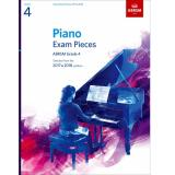 Compare Abrsm Piano Exam Pieces 2017 2018 Grade 4