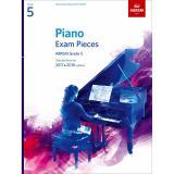 Buy Abrsm Piano Exam Pieces 2017 2018 Grade 5 Cheap On Singapore