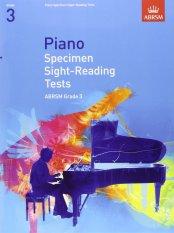 ABRSM Piano Specimen Sight-Reading Tests Grade 3