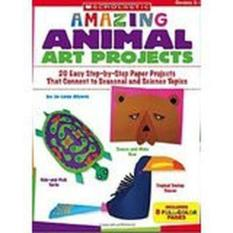 Amazing Animal Art Projects Gr 1to3