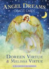 Angel Dreams Oracle Cards (Author: Doreen Virtue, Melissa Virtue, ISBN: 9781401940430)