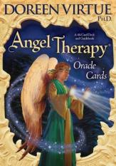 Angel Therapy Oracle Cards (Author: Doreen Virtue, ISBN: 9781401918330)