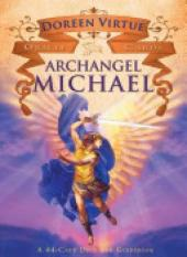 Archangel Michael Oracle Cards (Author: Doreen Virtue, ISBN: 9781401922733)
