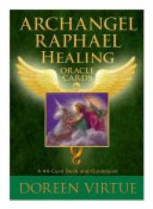 Archangel Raphael Healing Oracle Cards (Author: Doreen Virtue, ISBN: 9781401924744)