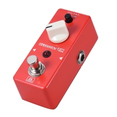 AROMA AGF-5 Classic Germanium Transistor Fuzz Guitar Effect Pedal Aluminum Alloy Body True Bypass