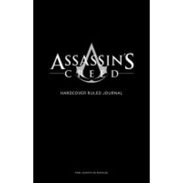 Assassins Creed Hardcover Ruled Journal (Author: , ISBN: 9781608878246)