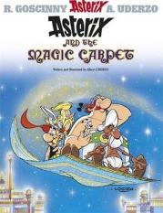 Asterix and the Magic Carpet (Author: Albert Uderzo, ISBN: 9780752847764)