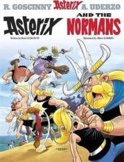 Asterix and the Normans (Author: Rene Goscinny, ISBN: 9780752866222)