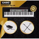 Authorized Seller Casio Ctk 1500 61 Keys Standard Keyboard Piano With Casio Original Keyboard Stand Cs2X Online