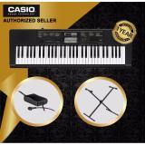 Cheap Authorized Seller Casio Ctk 2400 Standard Keyboard Piano With Casio Original Keyboard Stand Cs2X