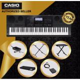 Price Authorized Seller Casio Wk 7600 76 Keys High Grade Keyboard Piano With Casio Original Keyboard Stand Cs2X And Keyboard Bench And Gator Keyboard Cover Gkc1540 And Casio Sustain Pedal Sp3 On Singapore