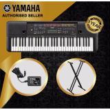 Sale Authorized Seller Yamaha Psr E263 61 Keys Portable Keyboard Piano With Keyboard Stand On Singapore
