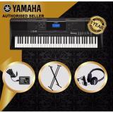 Authorized Seller Yamaha Psr Ew400 76 Keys Portable Keyboard Piano With Keyboard Stand And Yamaha Headphones Online