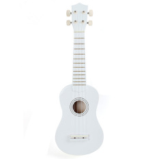 Beginners Ukulele Uke Mahalo Style Ukelele Soprano Ukulele Musical Instrument White Intl Deal