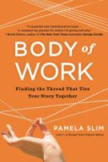 Body of Work (Author: Pamela Slim, ISBN: 9781591846192)
