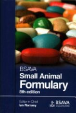 BSAVA Small Animal Formulary.